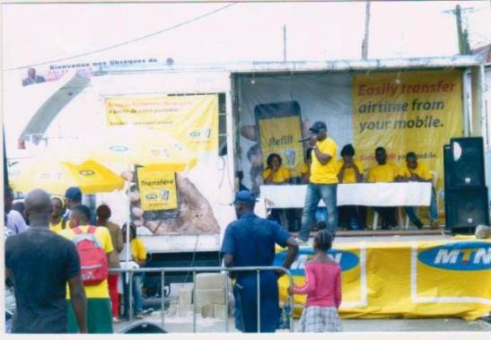 Caravance MTN Mobile Money