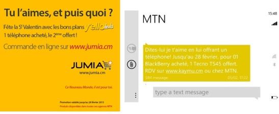 MTN Jumia Kaymu