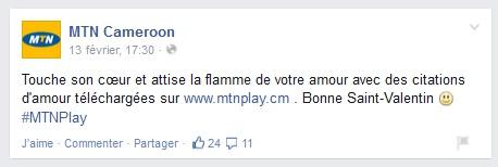 MTN play