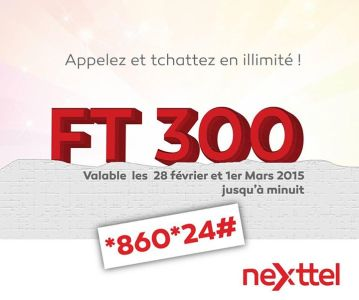 nexttel FT 300