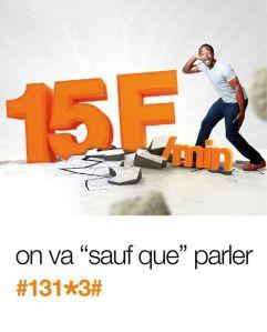 orange 15 F