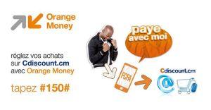 orange money cdiscount