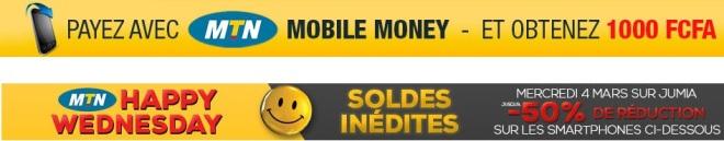 Promo MTN via Jumia