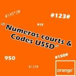 Tous les Codes Orange