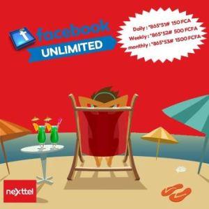 Nexttel Facebook Unlimited