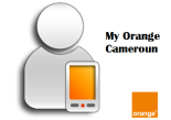 logo My Orange Cameroun