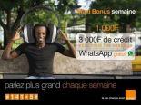 Maxi bonus Semaine