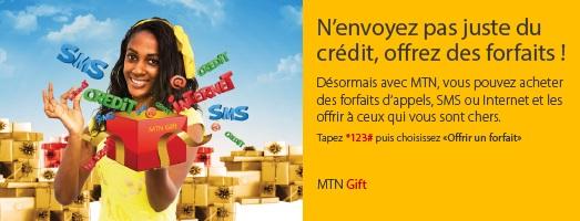 MTN Gift