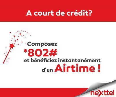 prêt de crédit Nexttel