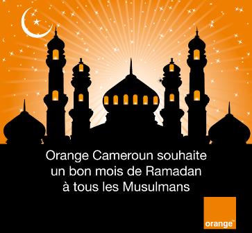 Bon Ramadan de Orange
