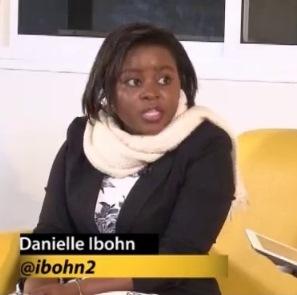 Danielle Ibohn sur Yello Time