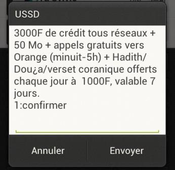 Maxi Ramadan Orange