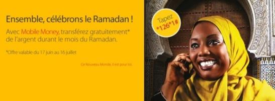 MTN Mobile Money Ramadan