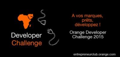 Orange Developer Challenge 2015