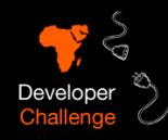 logo Orange Developer Challenge