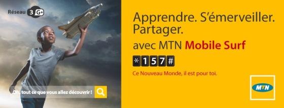 MTN Mobile Surf 3G