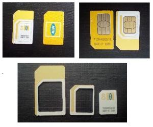 SIM 3G et SIM 4G MTN Cameroon