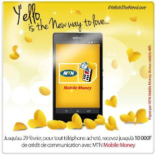 MTN Cameroon Yello is the new to love