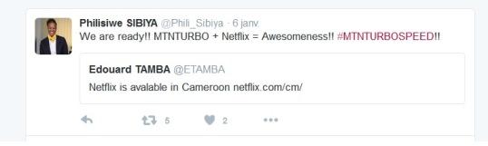 Netflix MTN CEO Philisiwe SIBIYA