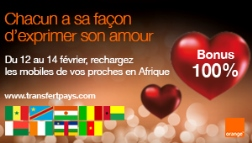 Transfert Pays Orange ST Valentin