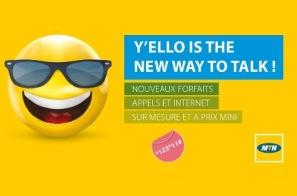 MTN yello is the new way