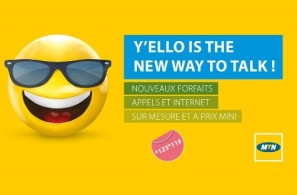 MTN yello is the new way