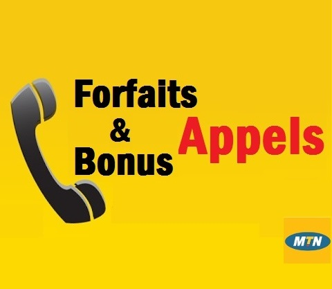 bonus appels MTN
