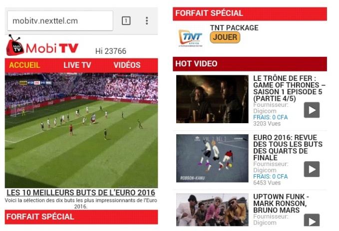 Mobi Tv Live Tv Nexttel