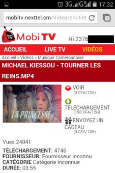 Mobi Tv Michael Kiessou