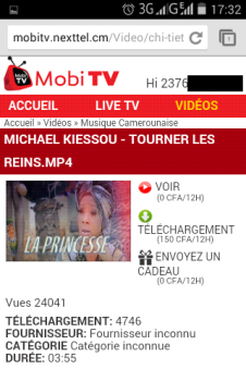 Mobi Tv Michael Kiessou