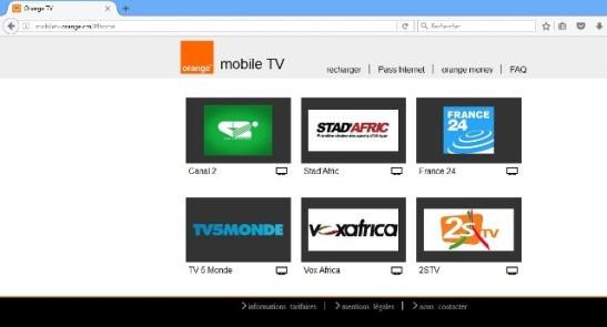 Mobile TV PC