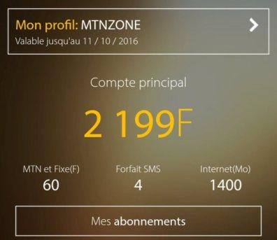 Mymtn app ci